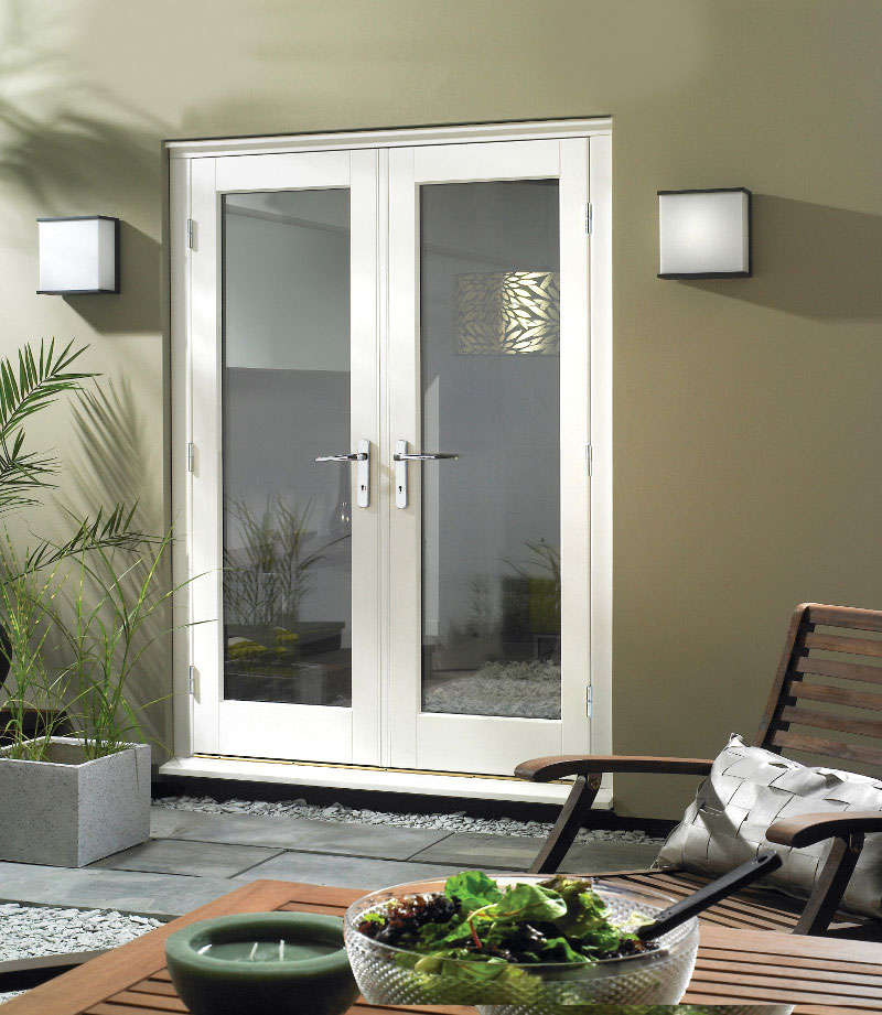 Premdor hardwood french doors doors for Hardwood french doors