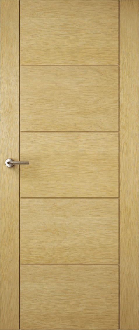 Premdor Contemporary Oak Milano Solid Fully Finished Doors
