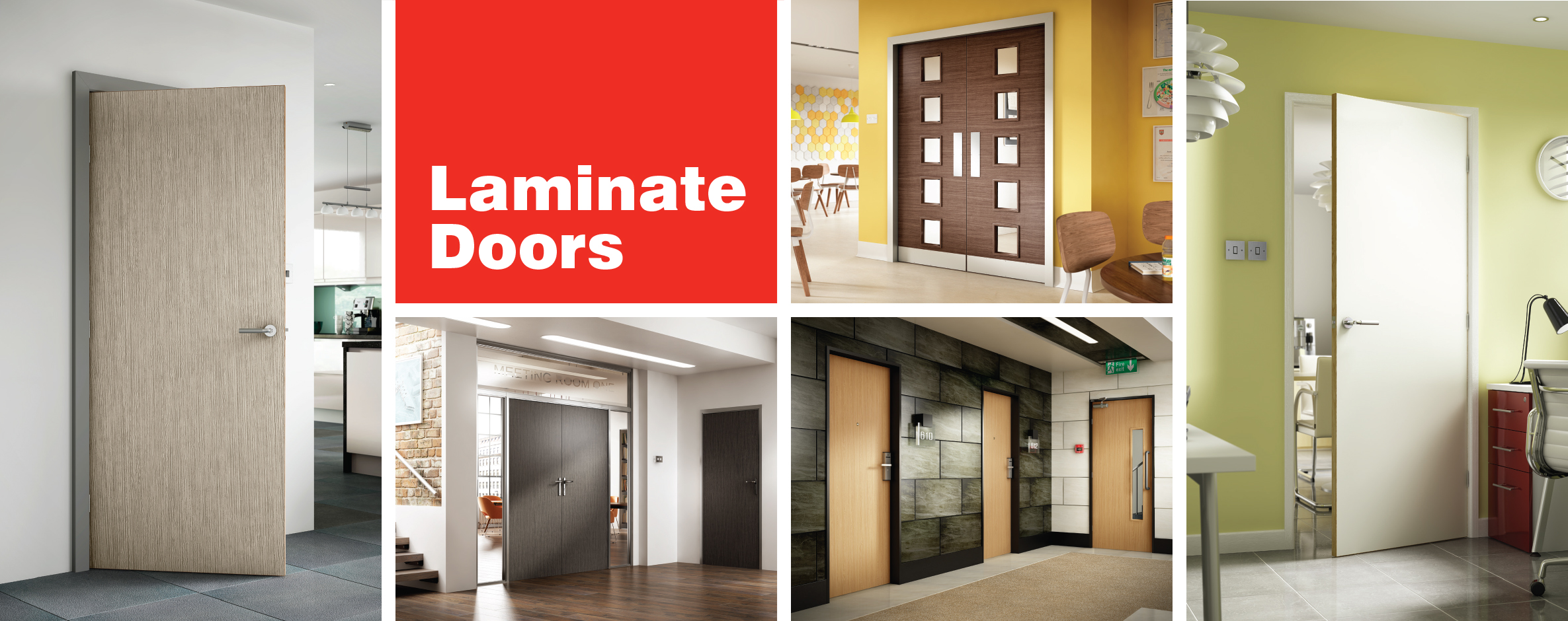 Manufacturing excellence ... & Internal Doors -White Oak u0026 Fire Doors at Premdor